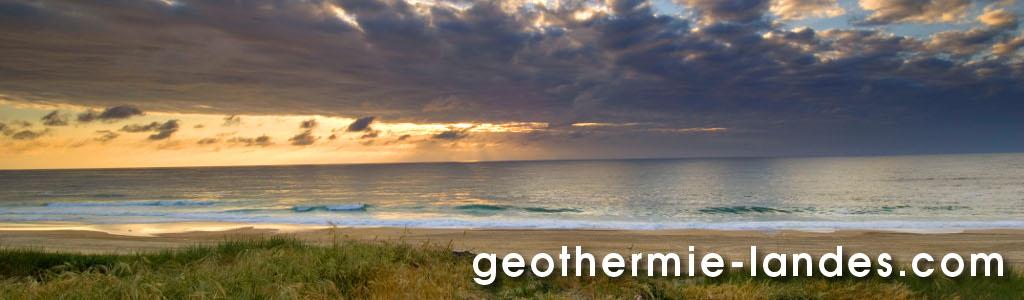 geothermie landes